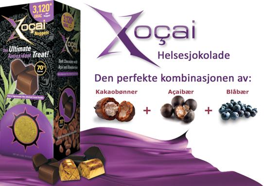 sjokolade innhold low