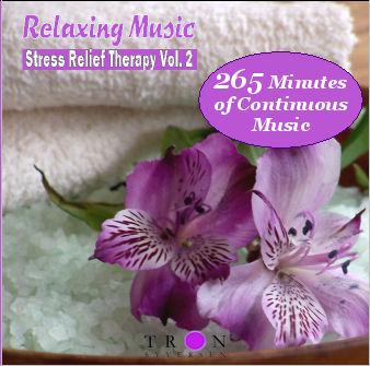 Bakgrunnsmusikk for terapi Volum 2 DOWNLOAD