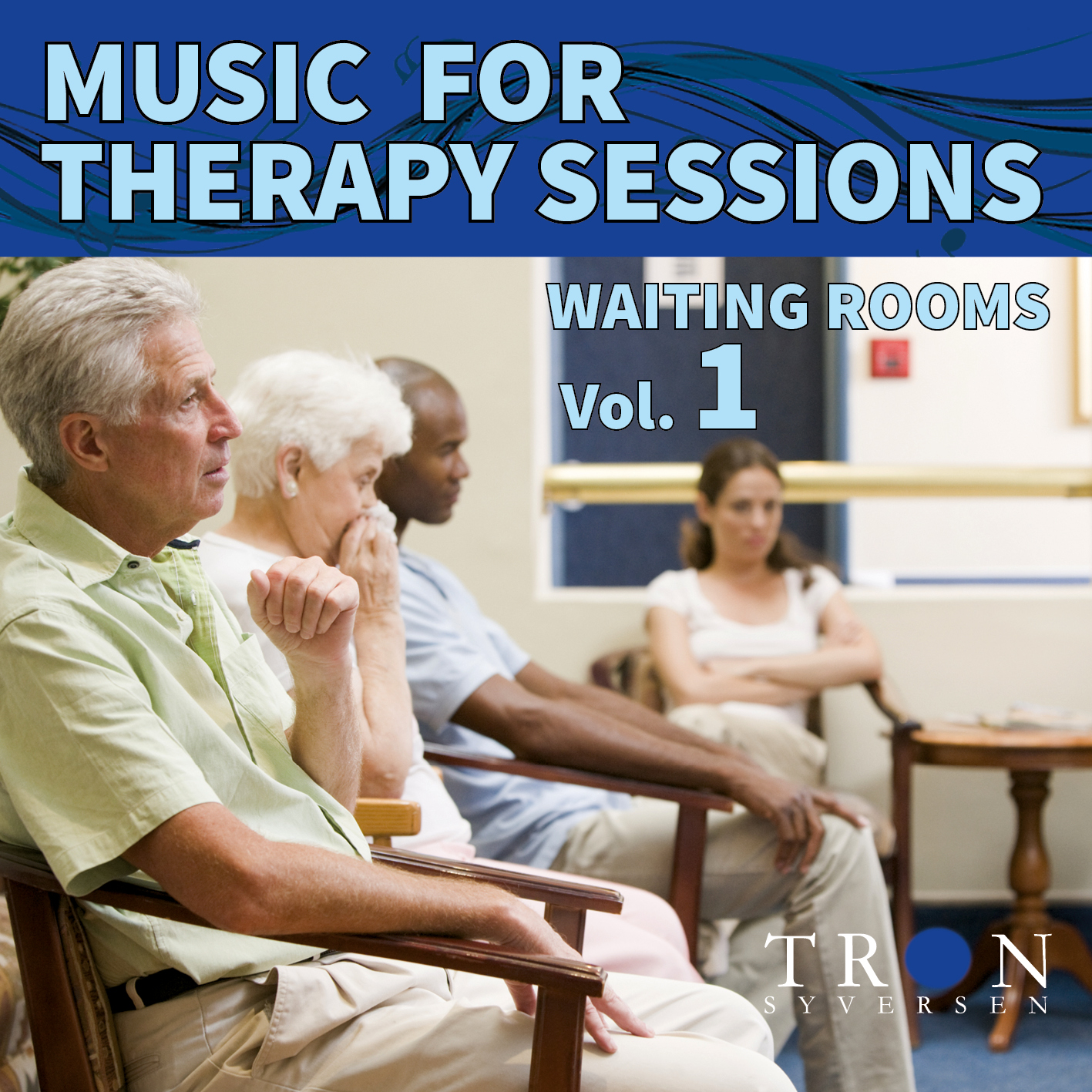 MUSIC FOR THERAPY - WAITING ROOMS vol 1 - DIGITAL DOWNLOAD
