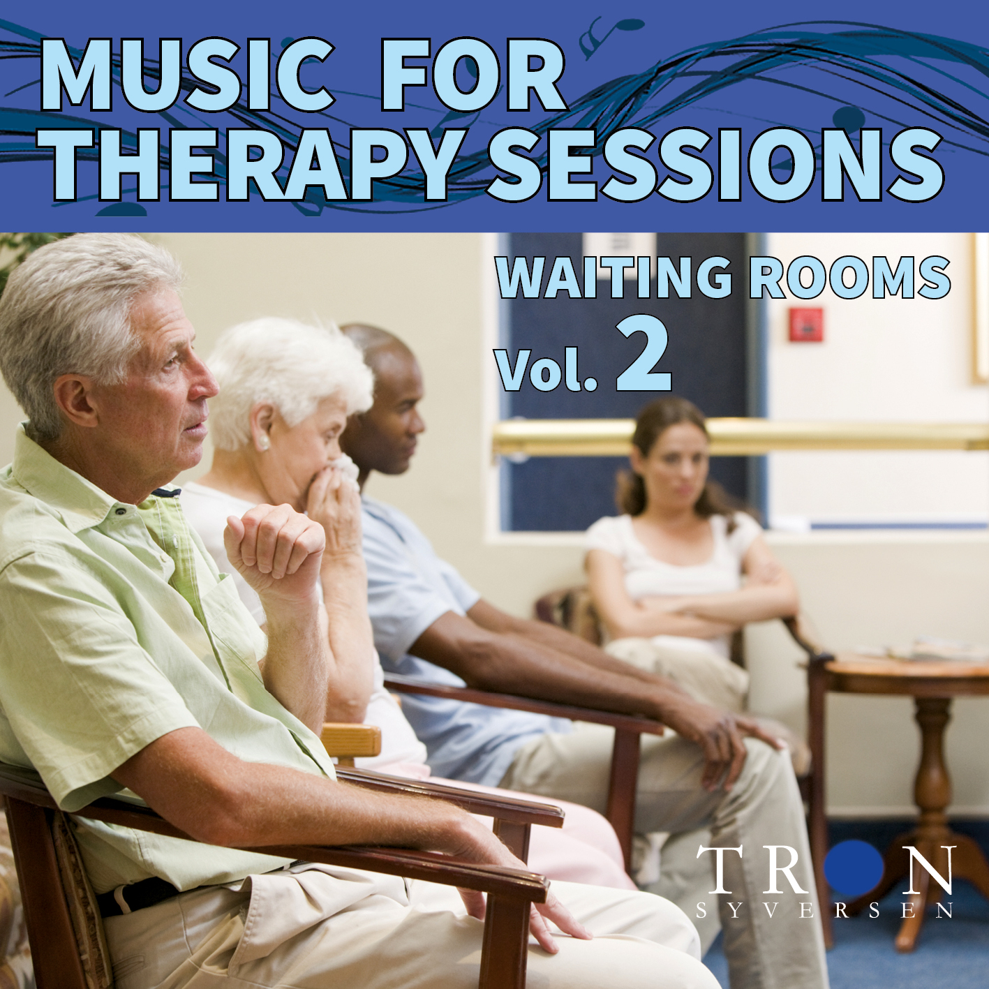 MUSIC FOR THERAPY - WAITING ROOMS vol 2 - DIGITAL DOWNLOAD