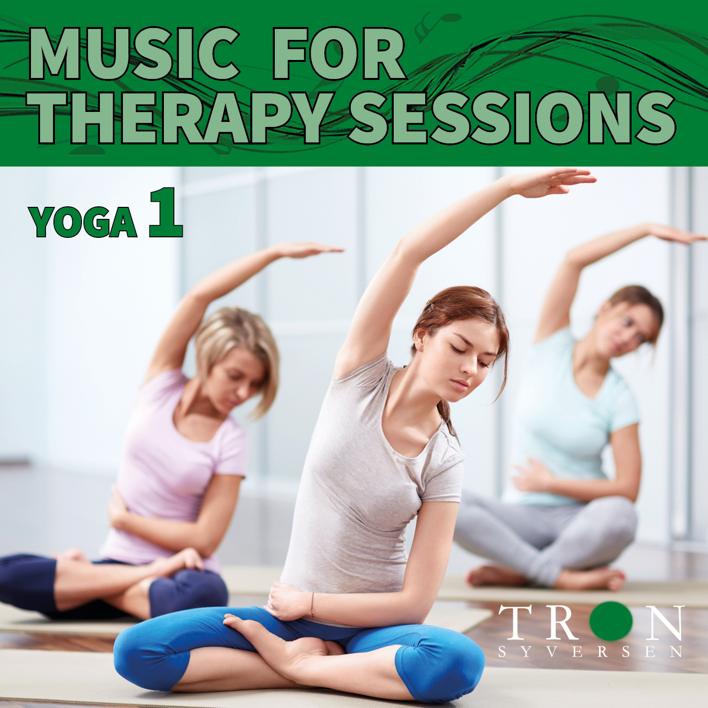 MUSIC FOR THERAPY SESSIONS YOGA VOL 1 - DIGITAL DOWNLOAD