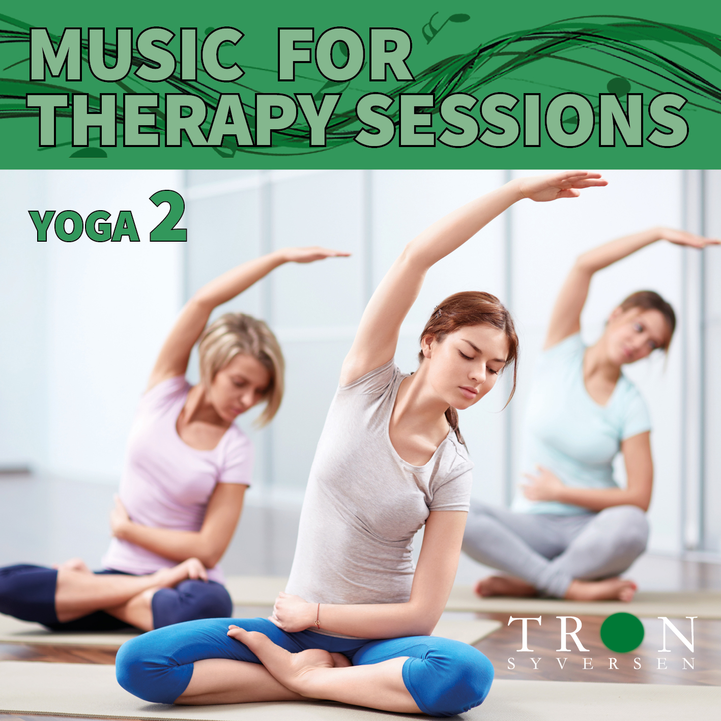 MUSIC FOR THERAPY SESSIONS YOGA VOL 2 - DIGITAL DOWNLOAD